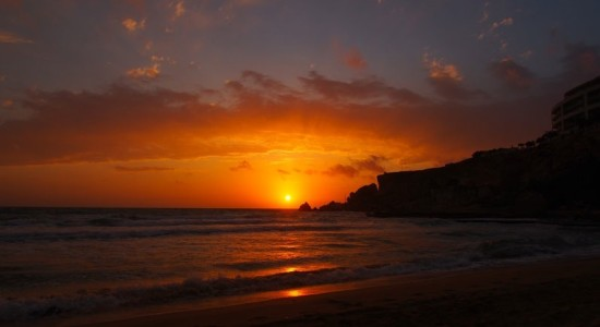 P3250296-Sunset Malta