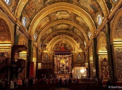 Malta – The awe-inspiring St John's Co-Cathedral