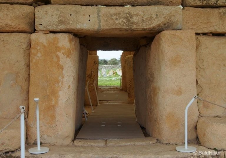 The Prehistoric Megalithic Temples of Malta