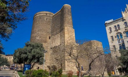 Azerbaijan – The Maiden Tower, Baku
