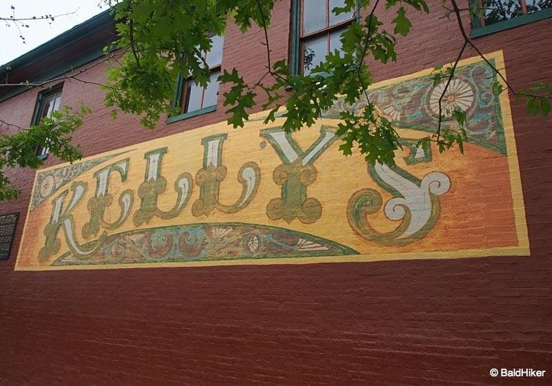 Kellys pub Kansas City, Missouri