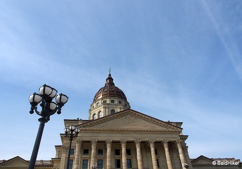P5170294 Topeka: Kansas State Capitol Building