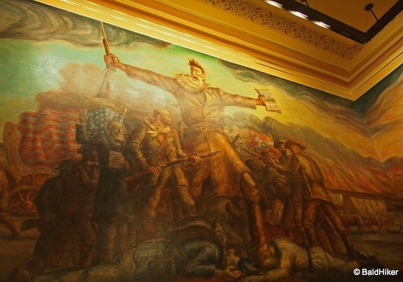 P5170322 Topeka: Kansas State Capitol Building