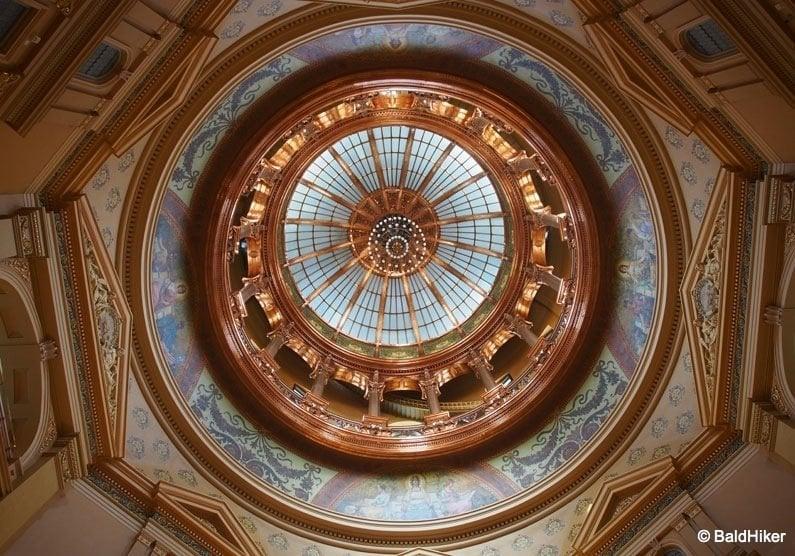 P5170328 Topeka: Kansas State Capitol Building