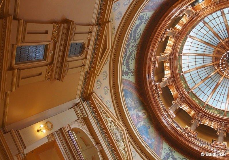 P5170331 Topeka: Kansas State Capitol Building