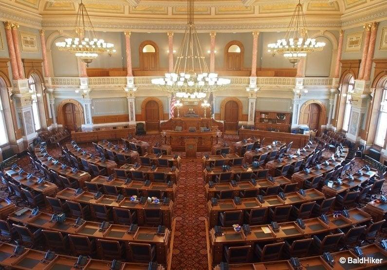 P5170338 Topeka: Kansas State Capitol Building