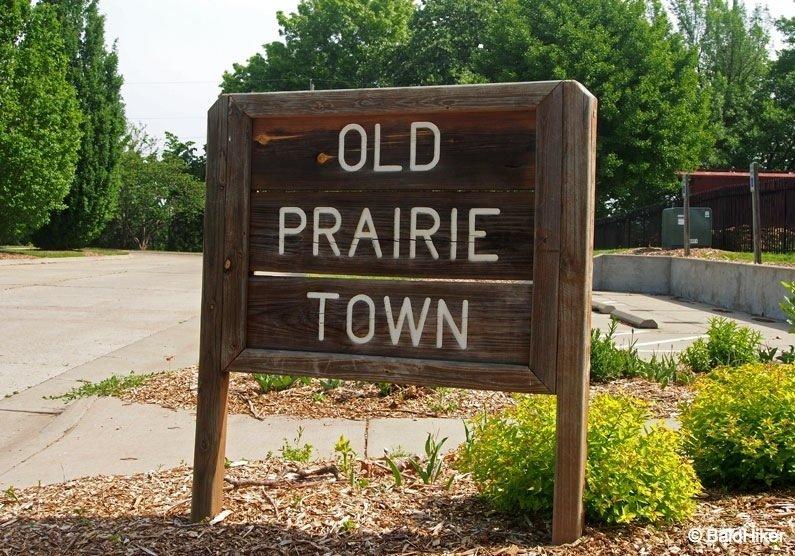 Kansas: Old Prairie Town, Topeka