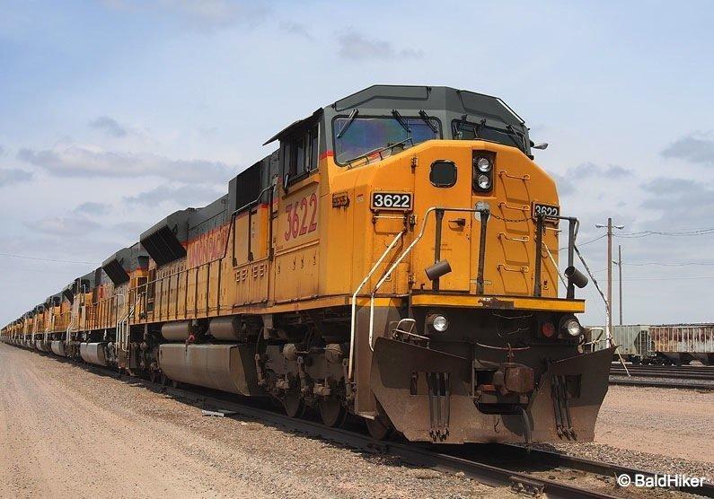 Nebraska: Bailey Yard, The world's largest rail yard