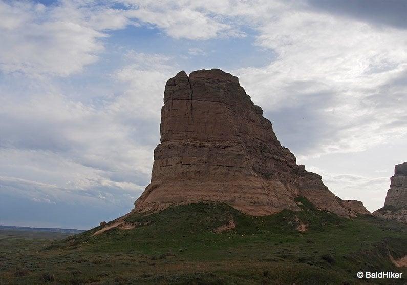 P5190694 Nebraska: Courthouse and Jail Rocks