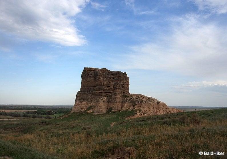 P5190699 Nebraska: Courthouse and Jail Rocks