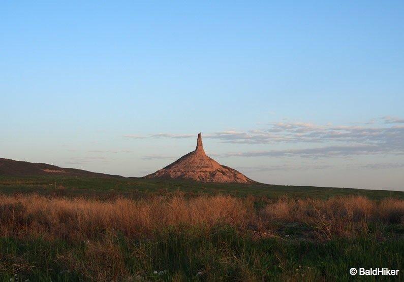 P5190771 Nebraska: Chimney Rock