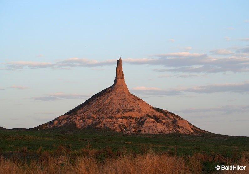 nebraska rock landmark