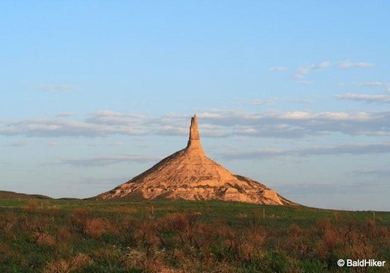 Nebraska: Chimney Rock