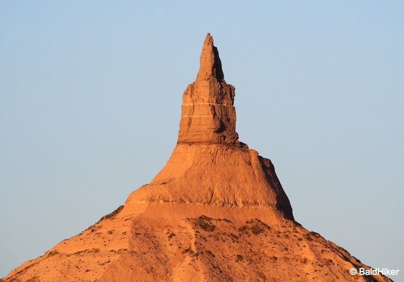 Nebraska: Chimney Rock