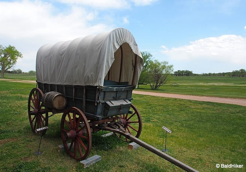 Wyoming: Fort Laramie