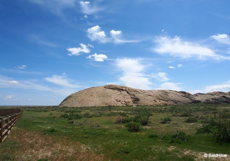Wyoming: Independence Rock