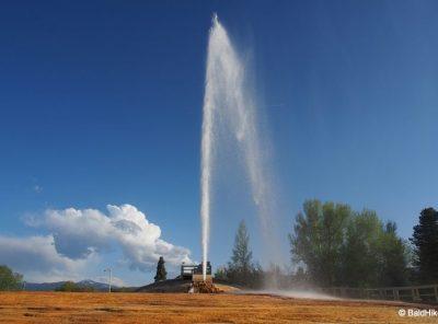 Idaho: Soda Springs Geyser