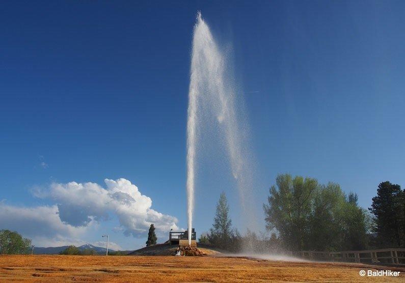 Idaho: Soda Springs Geyser 1