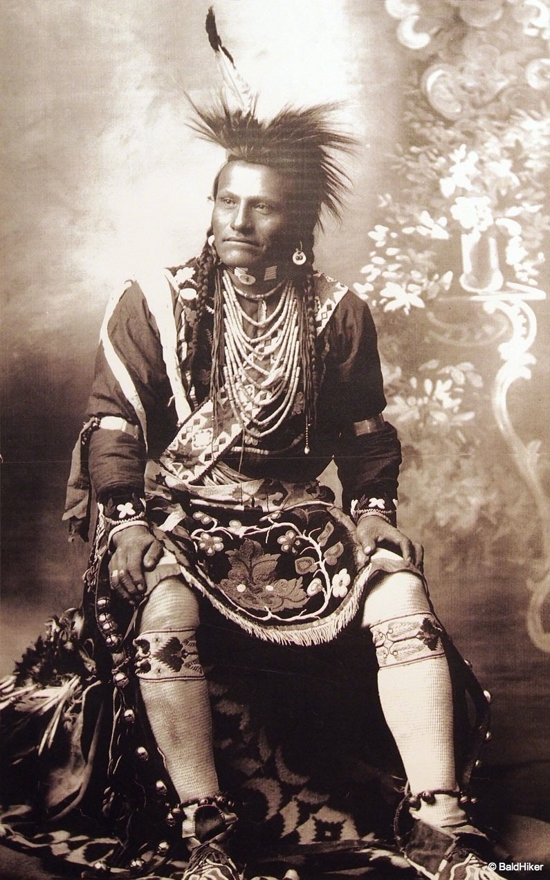 The Reservation of the Shoshone Bannock Tribes