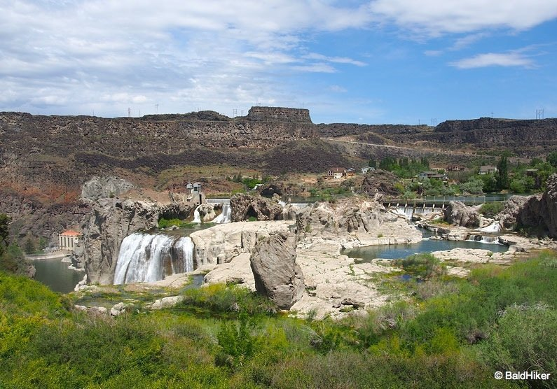 Shoshone Falls: The Niagara of the West