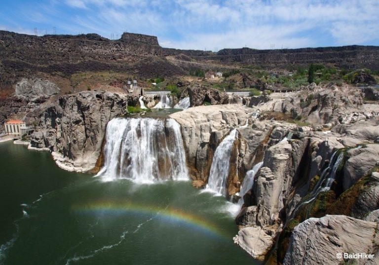 Shoshone Falls: The Niagara of the West