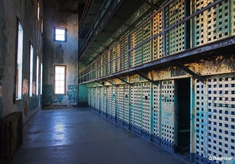 Idaho – A tour within The Old State Penitentiary 1