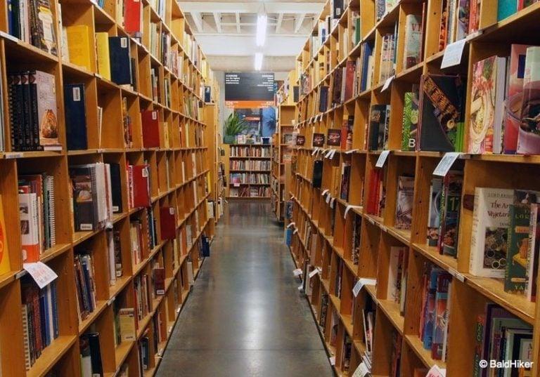 Portland – Powell's City of Books