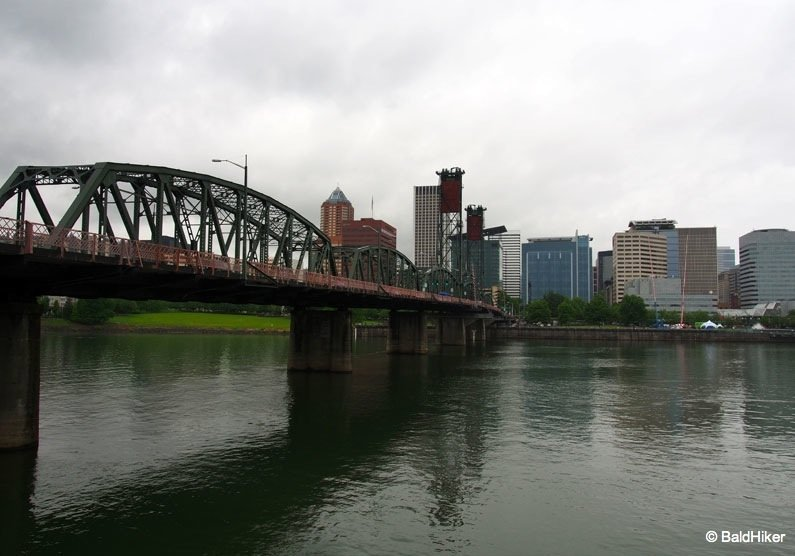 Oregon: A tour of Portland by bicycle