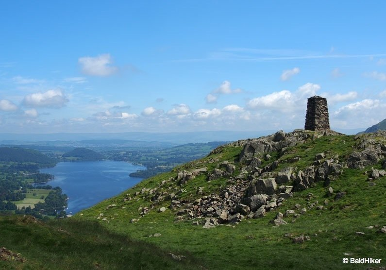 Hallin Fell: walk to views over Ullswater and beyond