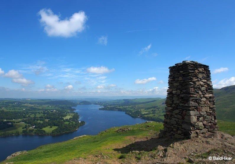 Hallin Fell: walk to views over Ullswater