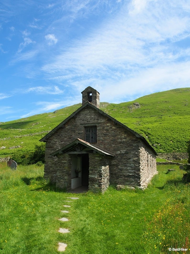 St Martin's Church of Martindale