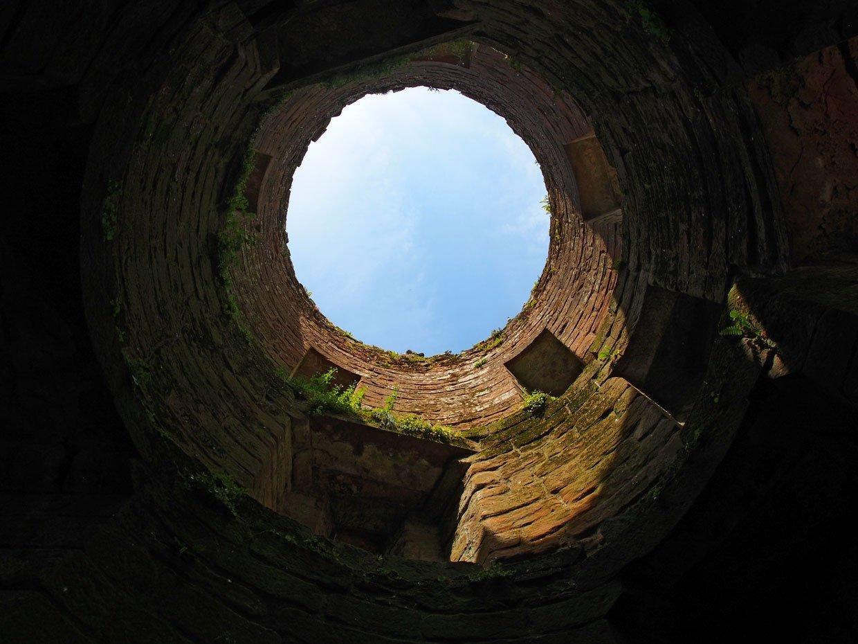 P62204461 Caerlaverock Castle – Scotland's fascinating medieval fortress