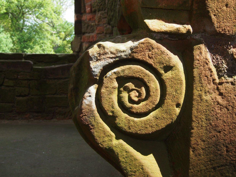 17th century stonework