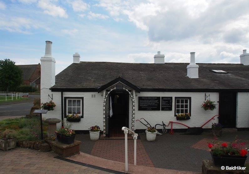 P6220512 Gretna Green – The village of runaway weddings