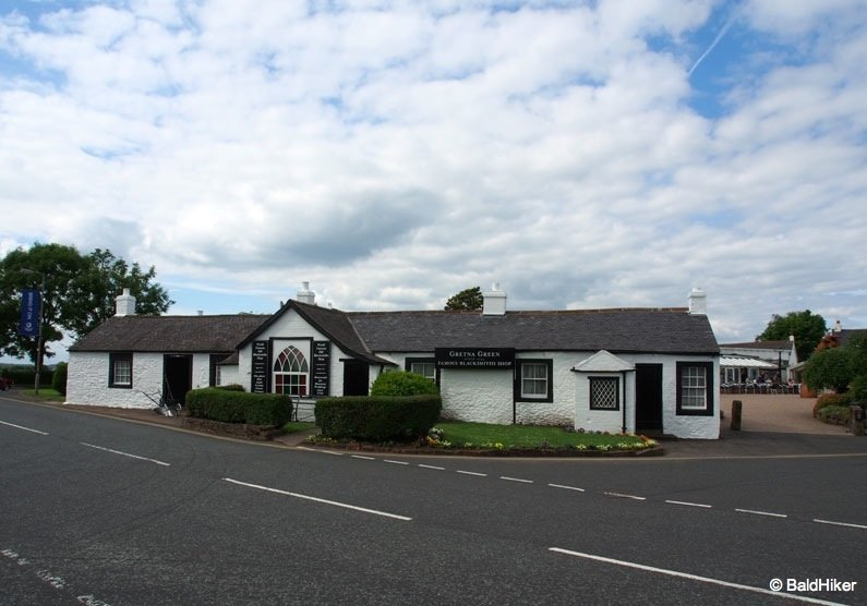 Gretna Green – The village of runaway weddings