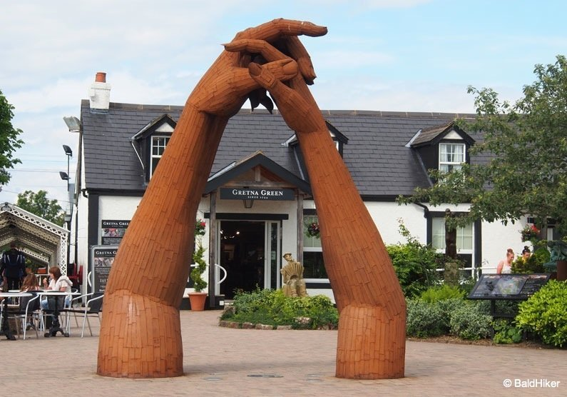 Gretna Green - The village of runaway weddings