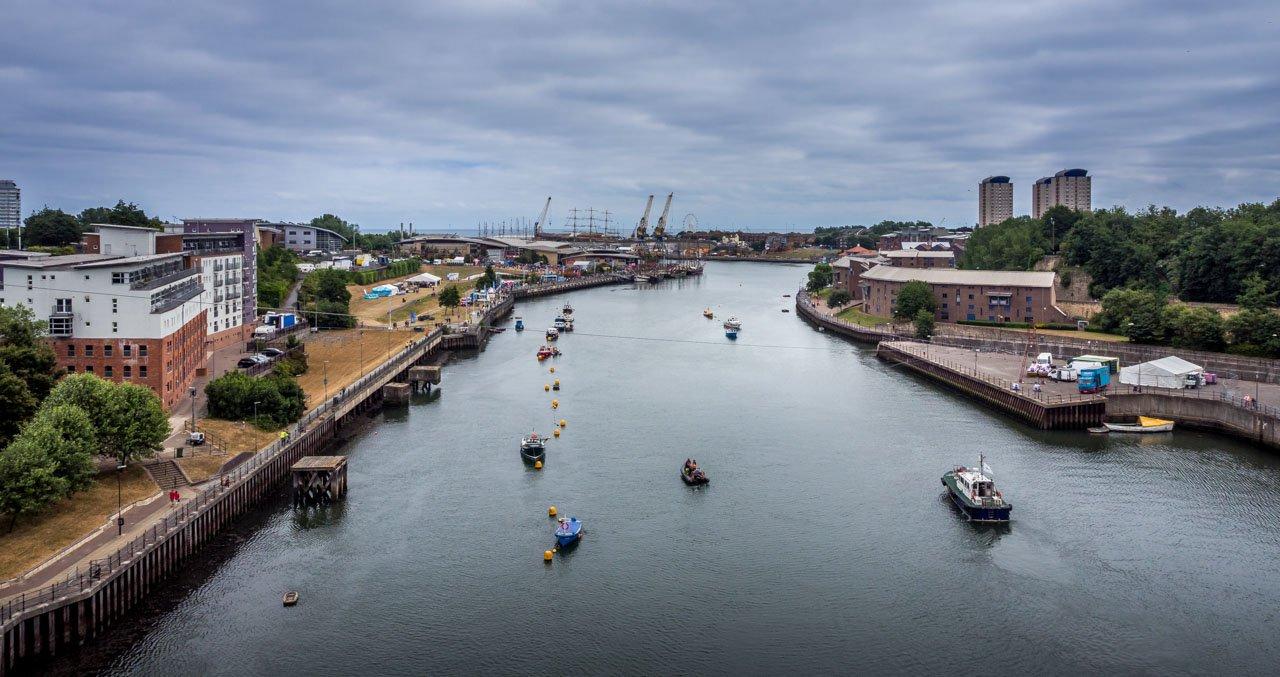Old Sunderland Port