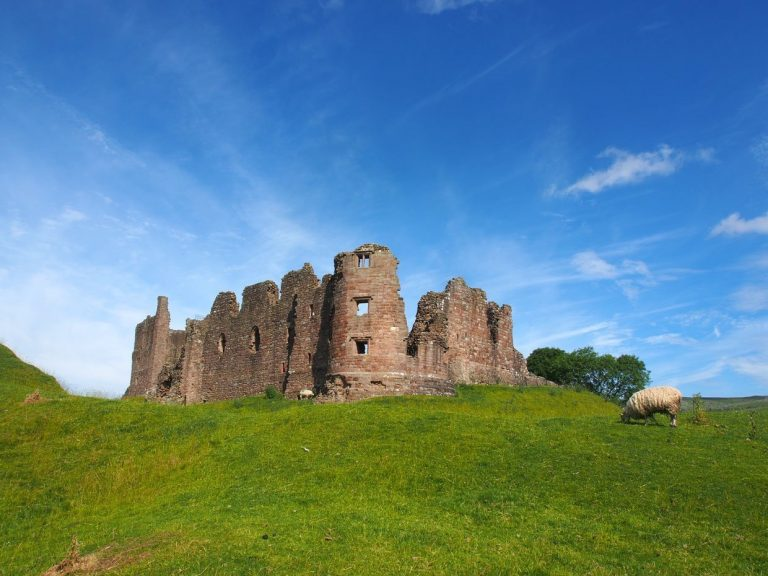 Brough Castle – The history to a ruin