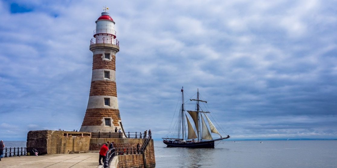 Exploring Seascapes and Tall Ships in Sunderland