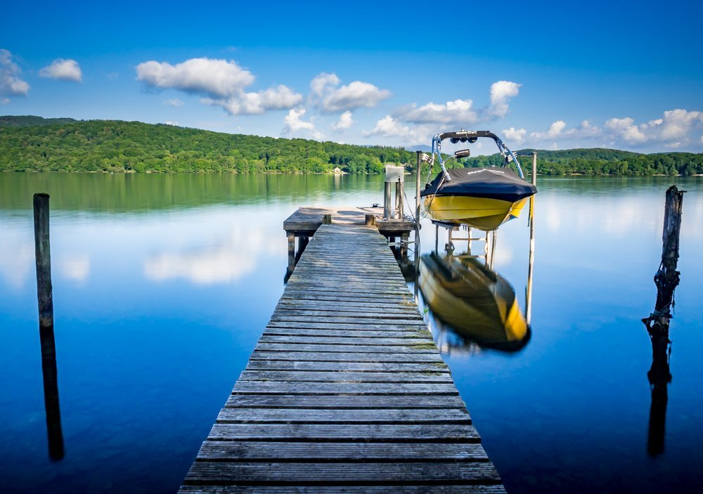 jetty on windermere