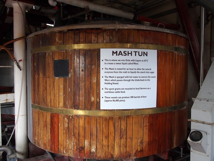 Wiltshire - A Tour of The Wadworth Brewery