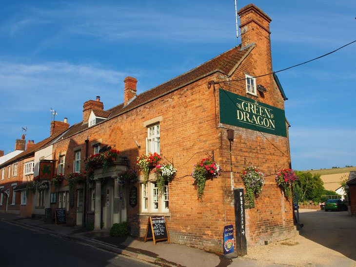 Wiltshire – Unwind at The Green Dragon