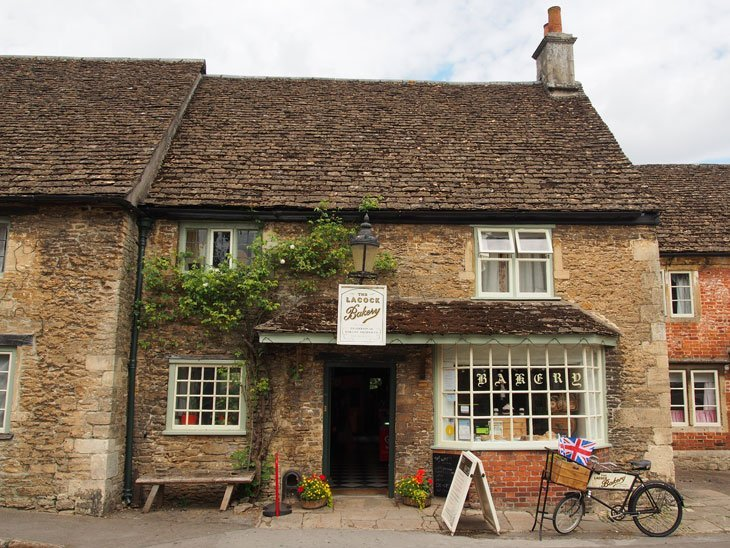 Wiltshire - Step back in time through the village of Lacock