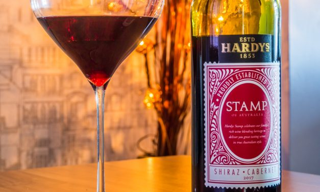 Hardys Stamp Shiraz Cabernet – Never Disappoints