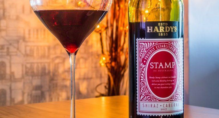 Hardys Stamp Shiraz Cabernet – Never Disappoints