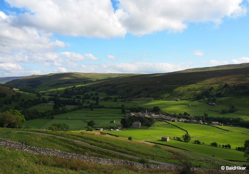 A Swaledale walk – Keld to Muker river circular