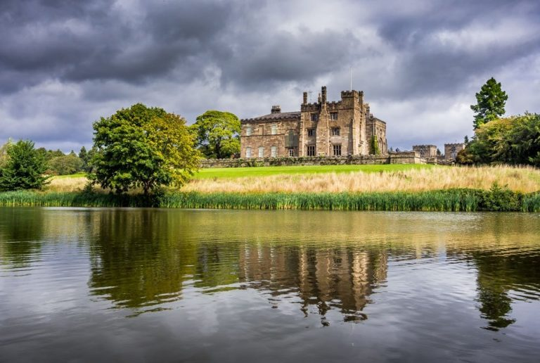 Ripley Castle – Walk The Grounds and Gardens