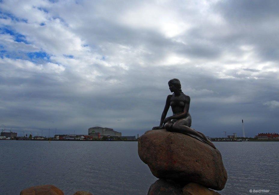 P9160167_mermaid The Little Mermaid of Copenhagen