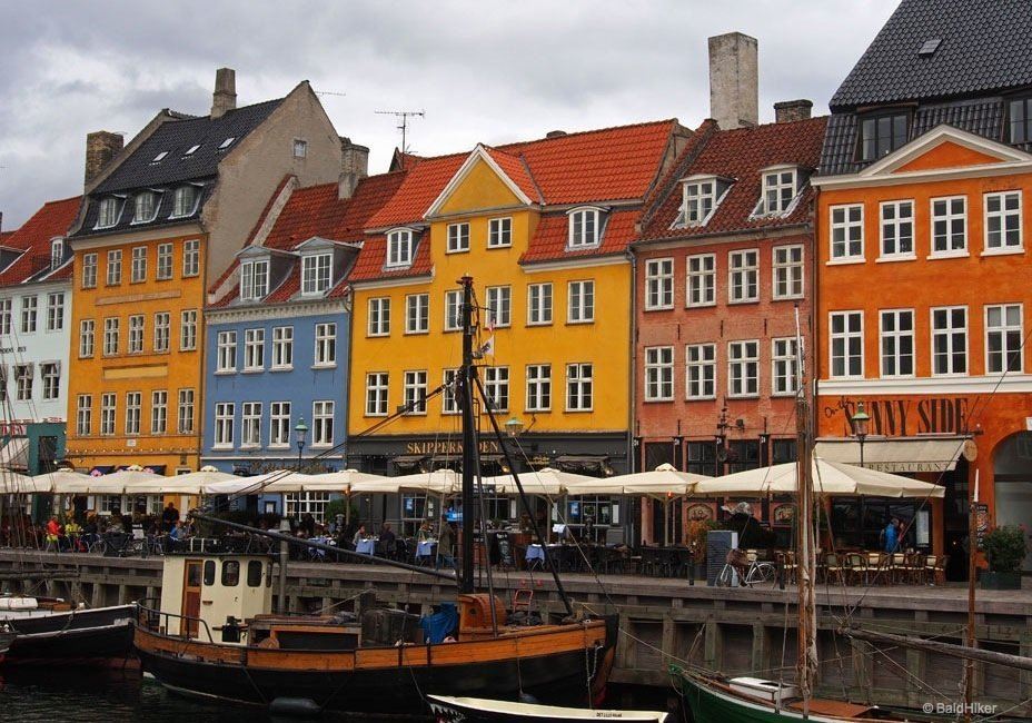 Nyhavn - The colourful waterfront of Copenhagen