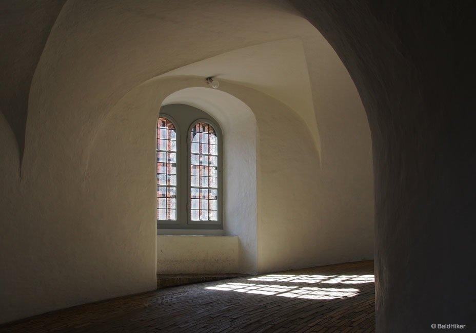 windows of the Rundetårn